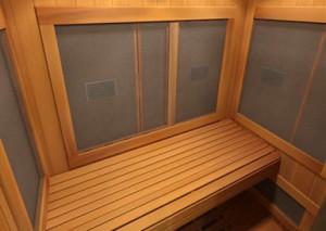 sauna bench m pulse