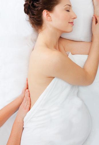 Pregnancy Massage Helps