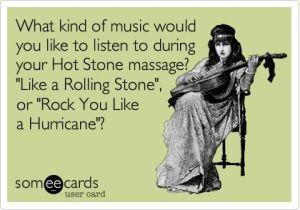 hot stone ecard